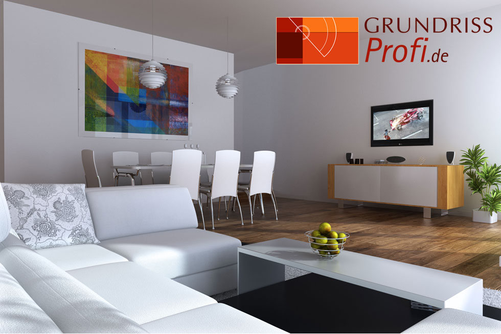 3D Architektur Visualisierung 12