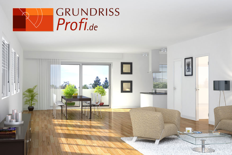 3D Architektur Visualisierung 8
