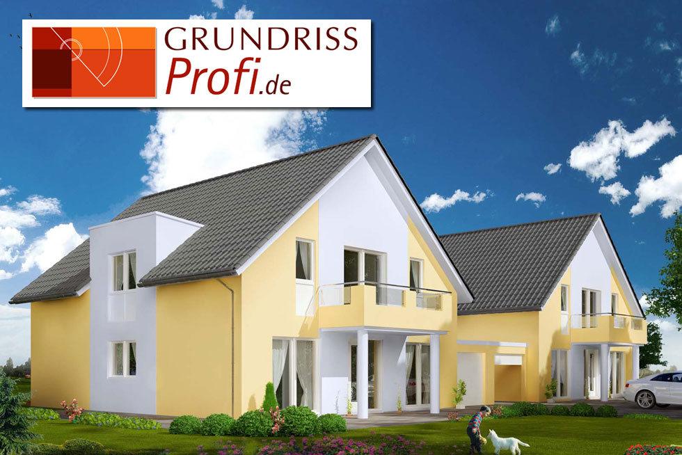 GRUNDRISSProfi • 3D-Ansicht Vom Haus Anfertigen Lassen
