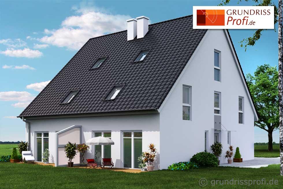 grundrissprofi 3d ansichten von immobilien. Black Bedroom Furniture Sets. Home Design Ideas