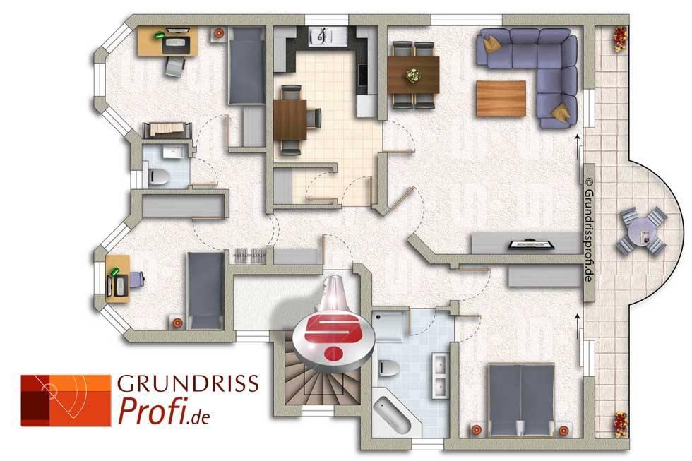 grundrissprofi grundriss berholen lassen vom profi. Black Bedroom Furniture Sets. Home Design Ideas