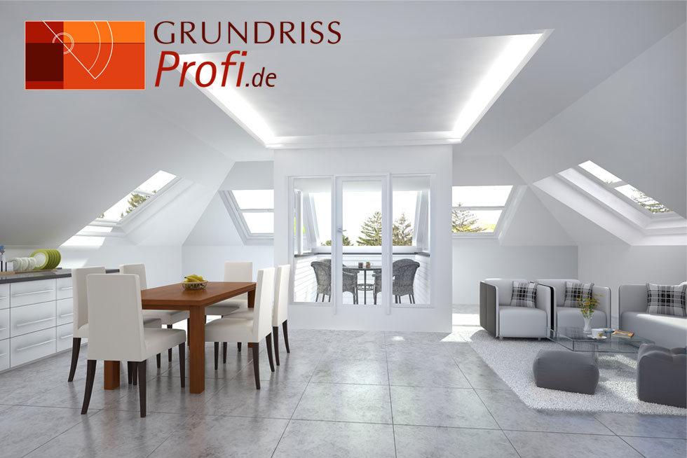 GRUNDRISSProfi • Haus in 3D zeichnen lassen
