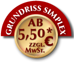 grundriss professionell in 2d