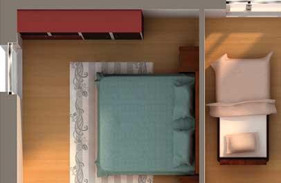 grundrissprofi wohnung in 3d. Black Bedroom Furniture Sets. Home Design Ideas